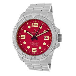 Le Chateau Men's Sport Dinamica Automatic Watch