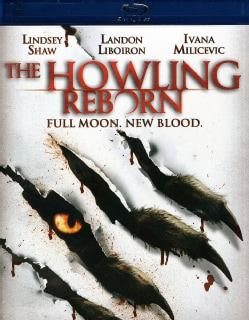 The Howling: Reborn (Blu-ray Disc)