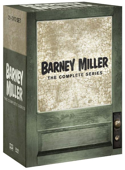 Barney Miller: The Complete Series (DVD)