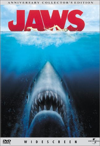 Jaws (Anniversary Edition) (DVD)