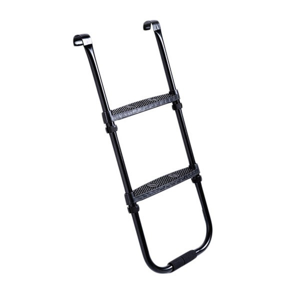 "Pure Fun 38"" Universal Trampoline Ladder with 2 Platform Steps"