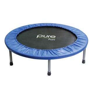 Pure Fun 38-inch Mini Rebounder Trampoline