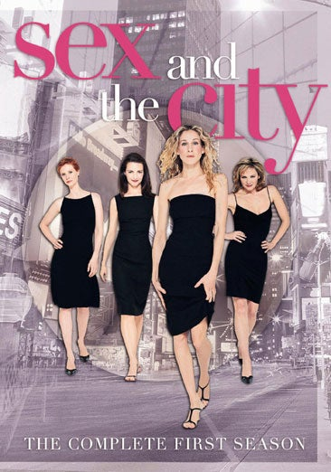 Sex and the City: Complete First Season (DVD)