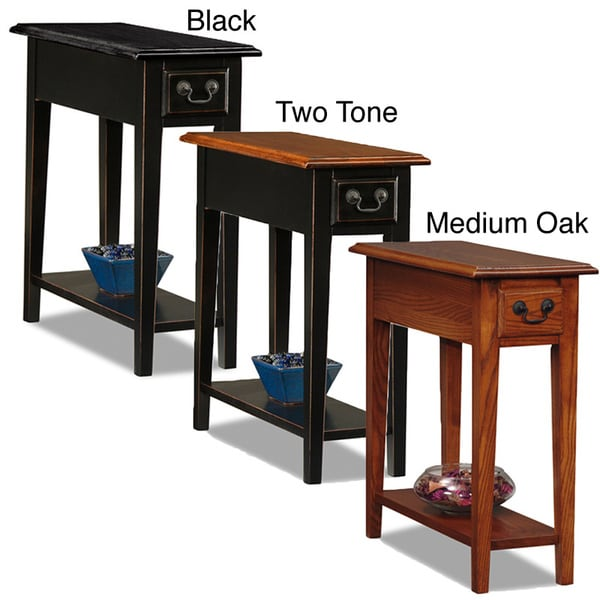 Chairside table free shipping today for 24 wide console table