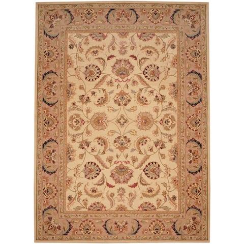 Handmade Tabriz Wool Rug