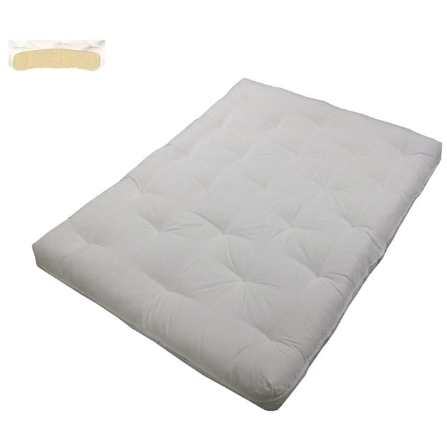 Pine Canopy Wallowa Whitman 8 Inch King Size Futon Mattress