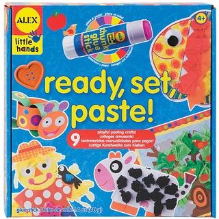 Alex Toys Little Hands Ready, Set, Paste Kit