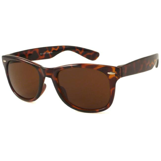 Urban Eyes Men's Square Fashion Sunglasses