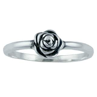 Silvermoon Sterling Silver Rose Ring|https://ak1.ostkcdn.com/images/products/6085032/P13755569.jpg?impolicy=medium
