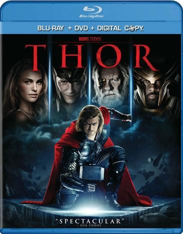 Thor (Blu-ray/DVD)