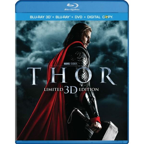Thor 3D (Blu-ray/DVD)