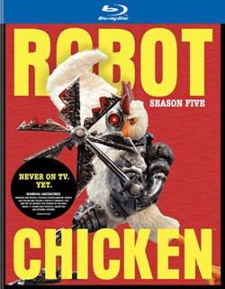 Robot Chicken: Season Five (Blu-ray Disc)