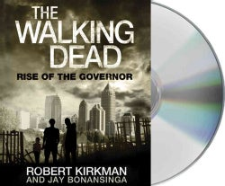 The Walking Dead: Rise of the Governor (CD-Audio)