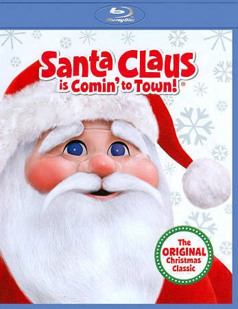 Santa Claus Is Comin' to Town (Blu-ray Disc)