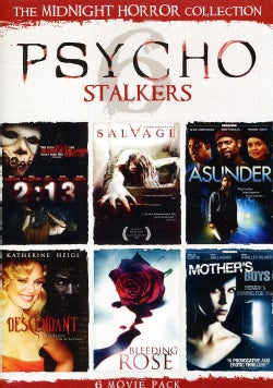 Midnight Horror Collection: Stalkers (DVD)