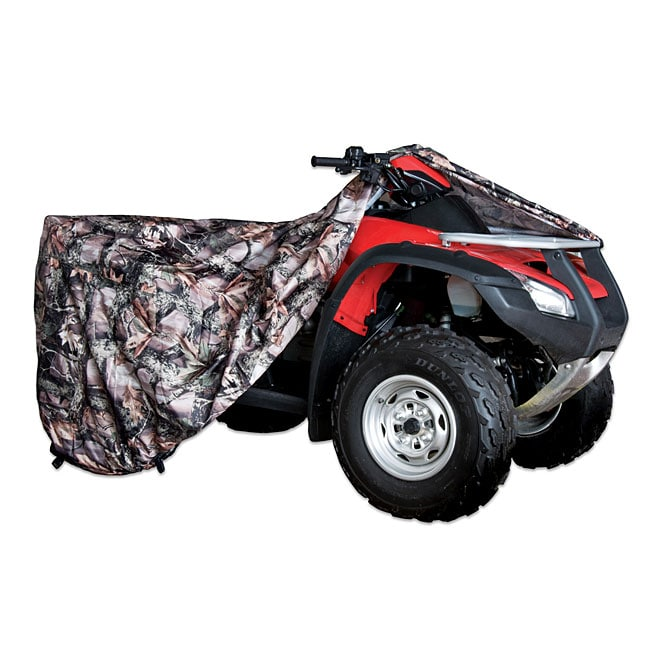 Raider Large Camouflage ATV Cover