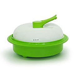 Microhearth Lime 1.5-qt Covered Nonstick 4-piece Everyday Pan Set