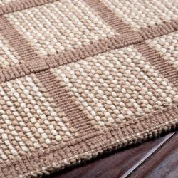 Country Living Hand-Woven Kyra Natural Fiber Jute Rug (5' x 8') - Thumbnail 1