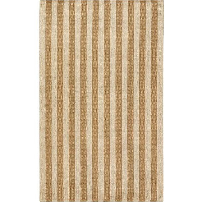 Country Living Hand-Woven Teela Natural Fiber Jute Rug (5' x 8')