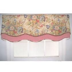 Eternity Scallop Valance