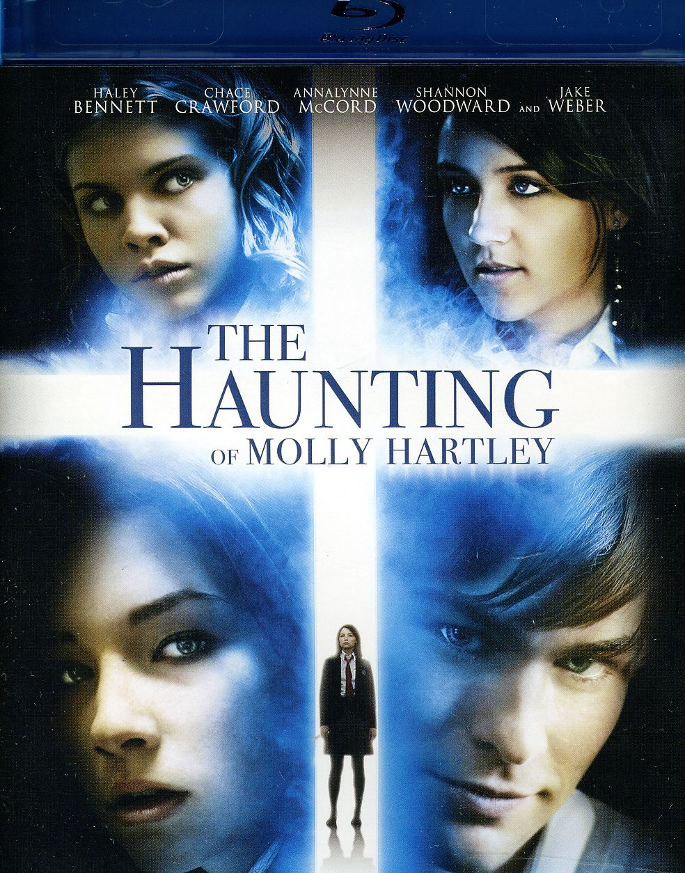 The Haunting Of Molly Hartley (Blu-ray Disc)