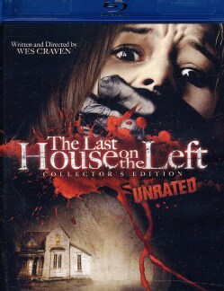 The Last House On The Left (Collector's Edition) (Blu-ray Disc)