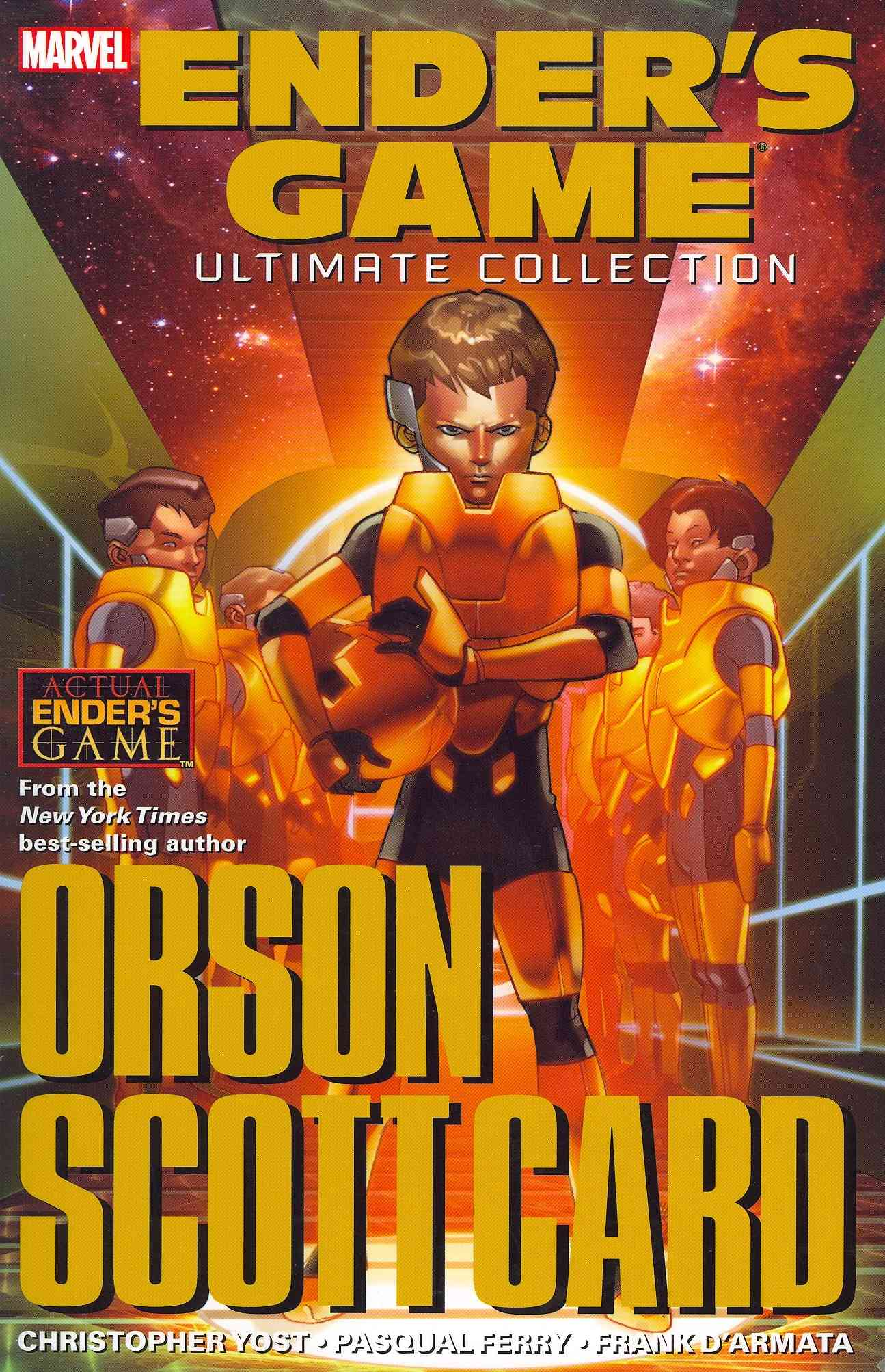 Ender's Game Ultimate Collection (Paperback)