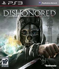 PS3 - Dishonored