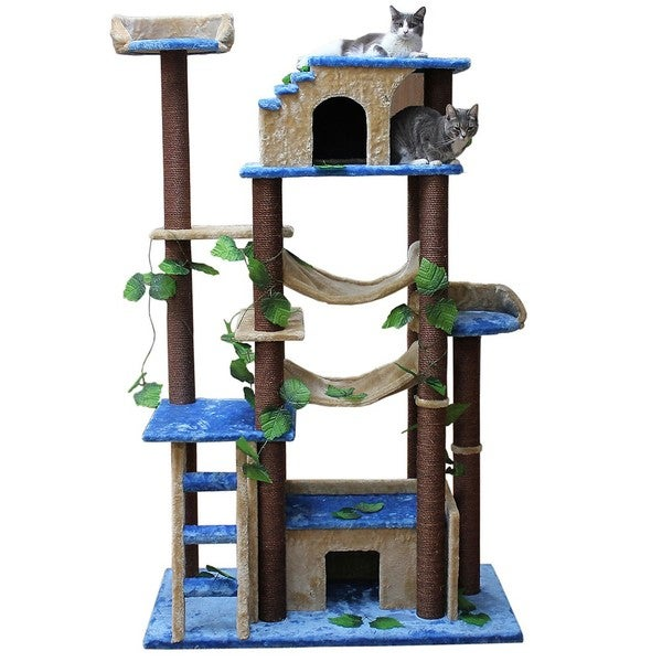 Amazon Jungle Cat Tree Furniture Free Shipping Today