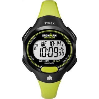 Timex Women's T5K527 Ironman Traditional 10-Lap Bright Green/Black Watch https://ak1.ostkcdn.com/images/products/6089796/P13759588.jpg?_ostk_perf_=percv&impolicy=medium