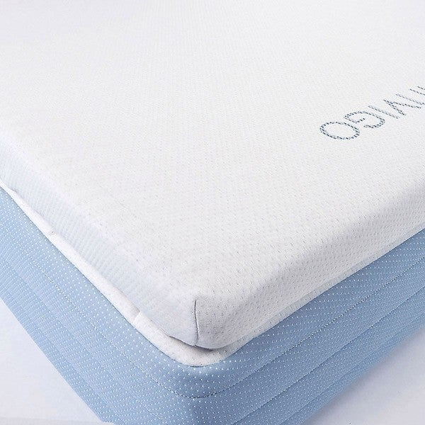 Shop Invigo Fresh Natural Latex And Foam 3 Inch Queen Size