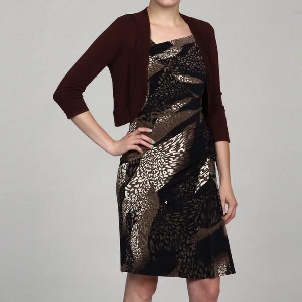 Jessica Howard Women's Bolero Sweater