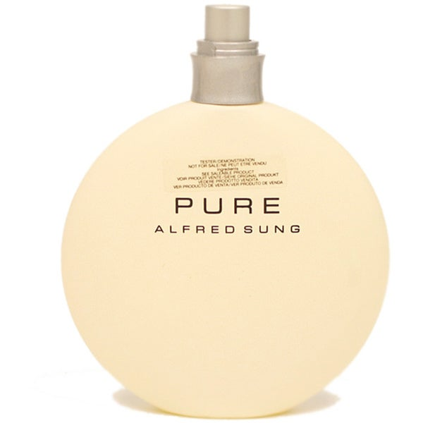 Alfred Sung Pure Women's 3.4-ounce Eau de Parfum Spray (Tester)