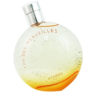 Hermes Eau Des Merveilles Women's 3.3-ounce Eau de Toilette Spray (Tester)