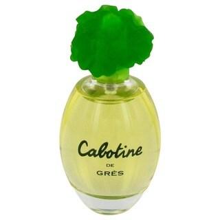 Gres Cabotine Women's 3.4-ounce Eau de Toilette Spray (Tester)