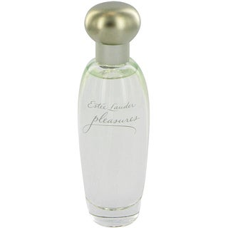 Estee Lauder Pleasures Women's 3.4-ounce Eau de Parfum Spray (Tester)