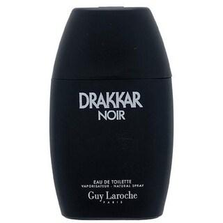 Drakkar Noir Men by Guy Laroche 3.4-ounce Eau de Toilette Spray (Tester)