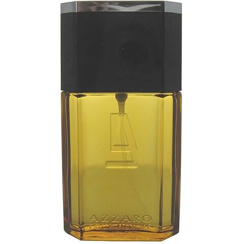 Azzaro Men's 3.4-ounce Eau de Toilette Spray (Tester)