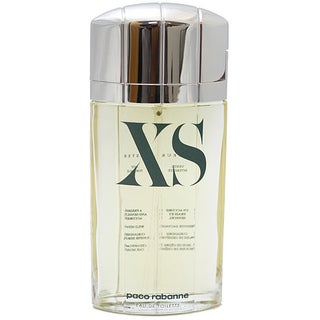 XS Men's by Paco Rabanne 3.4-ounce Eau de Toilette Spray (Tester)