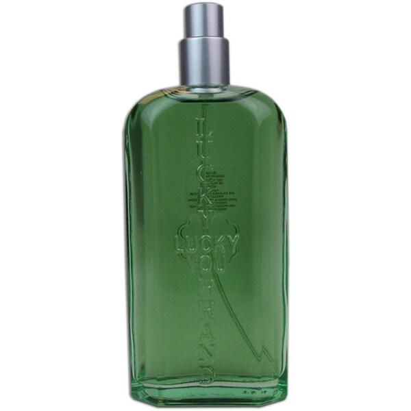 Perfume Halloween Tester: Shop Lucky You Men's Lucky Brand 3.3-ounce Cologne Spray (Tester)
