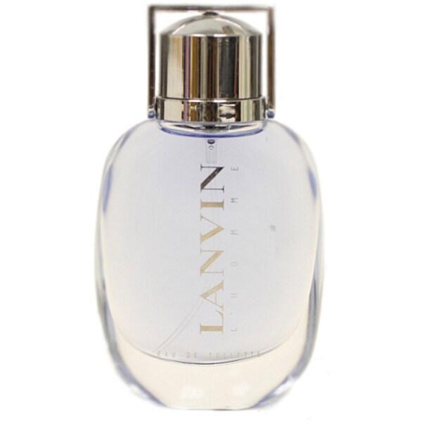 Lanvin L Homme Men's 3.4-ounce Eau de Toilette Spray (Tester)