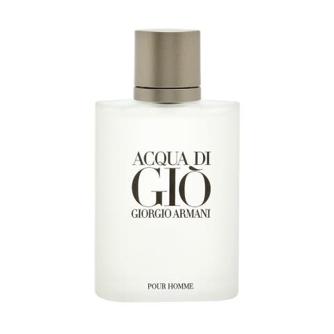 Giorgio Armani Acqua Di Gio Men's 3.4-ounce Eau de Toilette Spray (Tester)