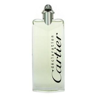 Cartier Declaration 3.3-ounce Eau de Toilette Spray (Tester)