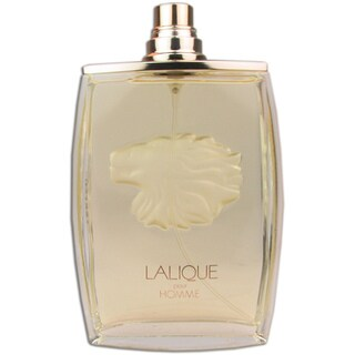 Lalique Men's 4.2-ounce Eau de Toilette (Tester)
