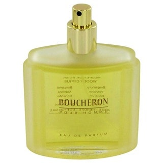 Boucheron Men's 3.3-ounce Eau de Parfum Spray (Tester)