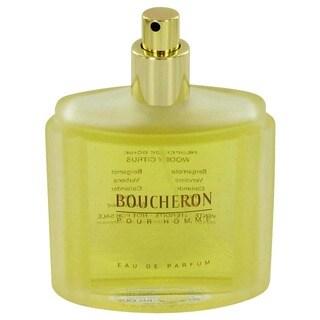 Boucheron Men's 3.3-ounce Eau de Parfum Spray (Tester)