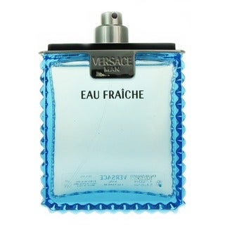Versace Man Eau Fraiche 3.4-ounce Eau de Toilette Spray (Tester)