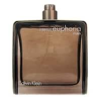 Calvin Klein Euphoria Intense Men's 3.4-ounce Eau de Toilette Spray (Tester)