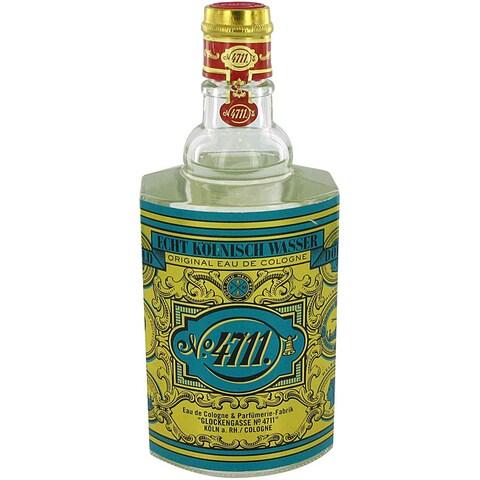 4711 Cologne by Muelhens 3-ounce Eau de Cologne Spray (Tester)