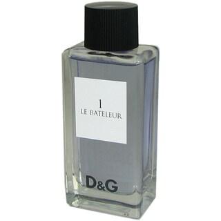 Dolce & Gabbana 1 Le Bateleur Women's 3.3-ounce Eau de Toilette Spray (Tester)